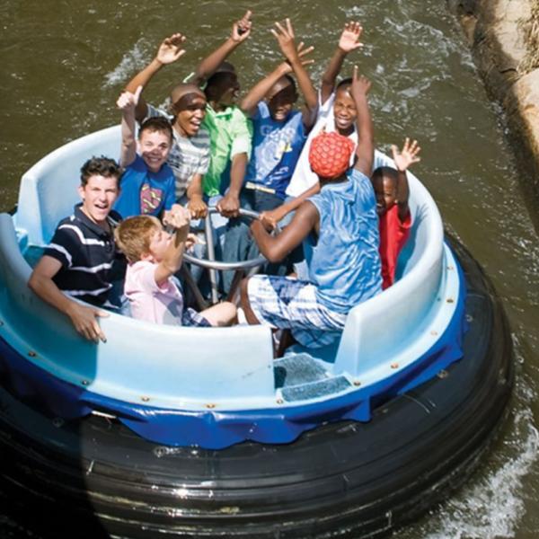 gold reef city theme park tour steward travel 1